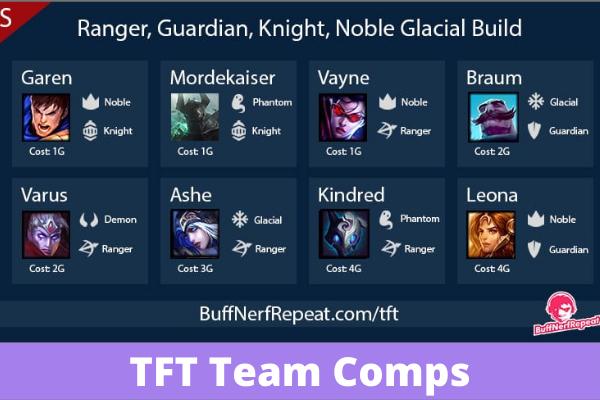 TFT Team Comps