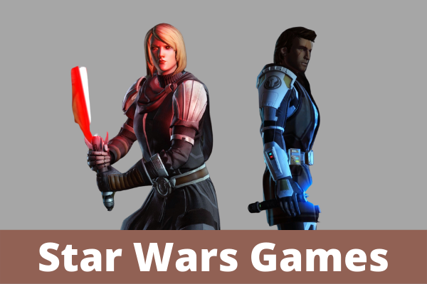 star wars games