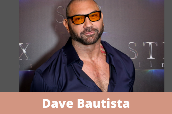 Dave Bautista