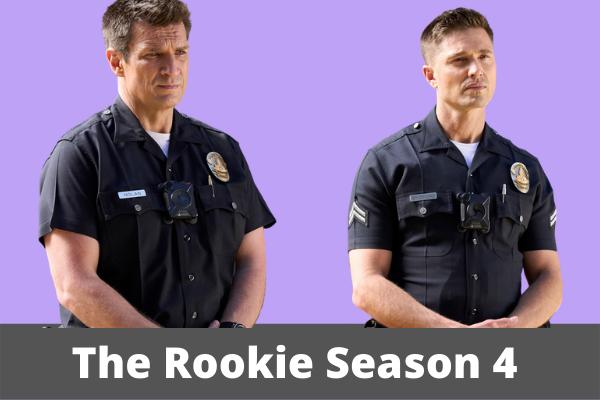 The Rookie Season 4