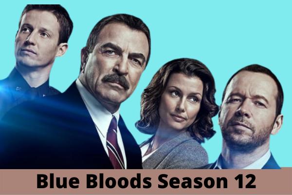 Blue Bloods Season 12