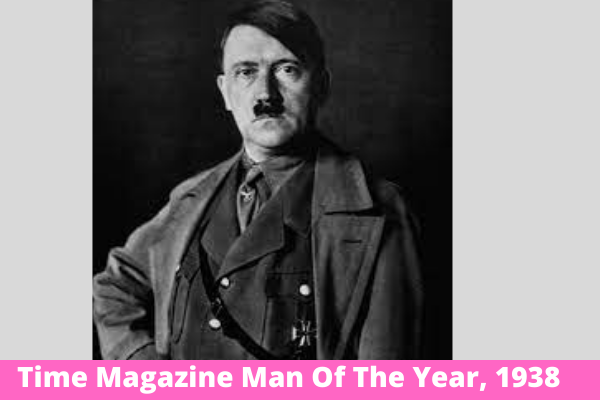 Time Magazine Man Of The Year