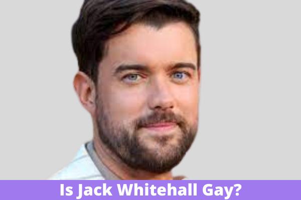 Is Jack Whitehall Gay?