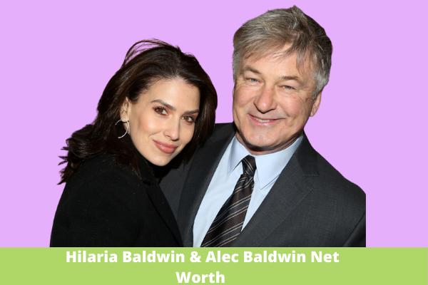 Hilaria Baldwin & Alec Baldwin Net Worth