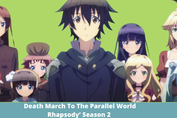 Death March To The Parallel World Rhapsody'