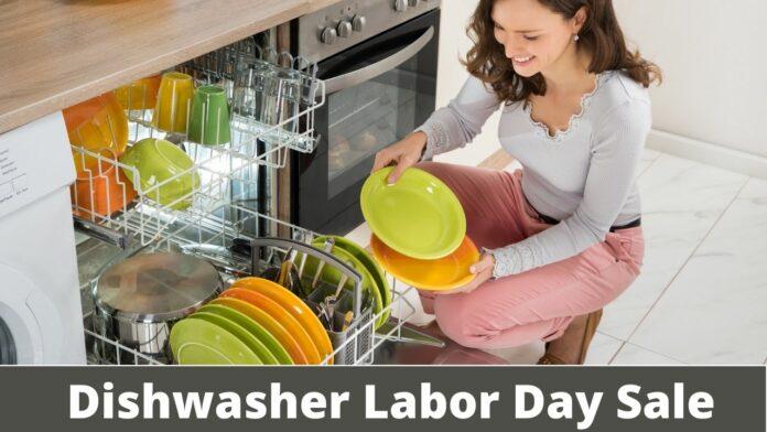 Dishwasher Labor Day Sale