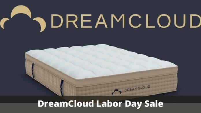DreamCloud Labor Day Sale