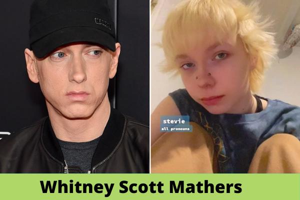 Whitney Scott Mathers