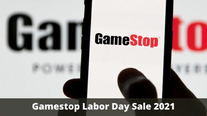 Gamestop Labor Day Sale 2021