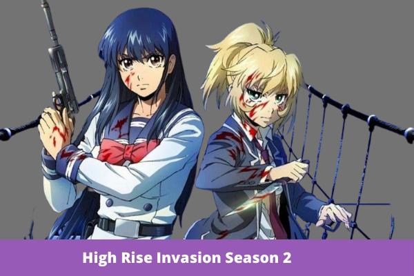 High Rise Invasion Season 2