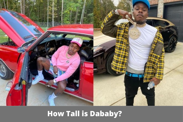 How Tall Is Dababy?