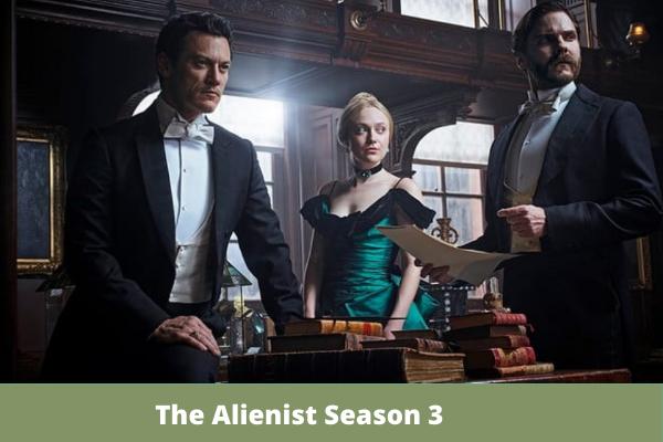 The Alienist Season 3
