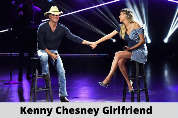 Kenny Chesney Girlfriend