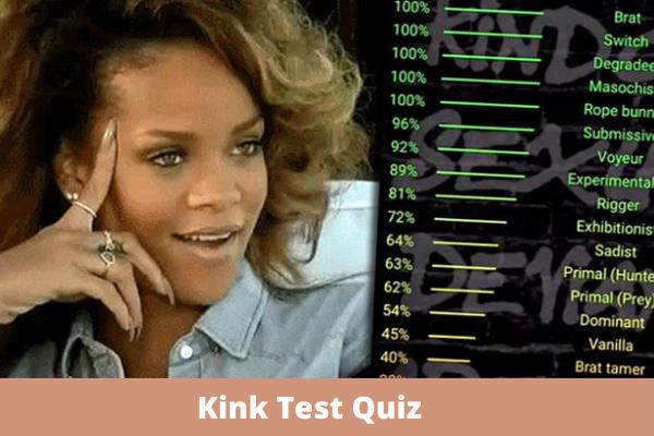 Kink Test Quiz