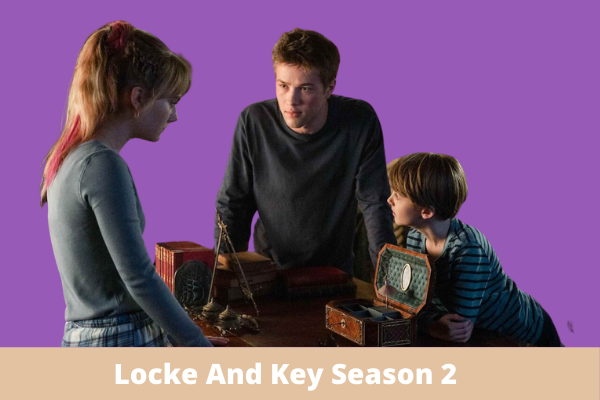 Locke And Key Season 2