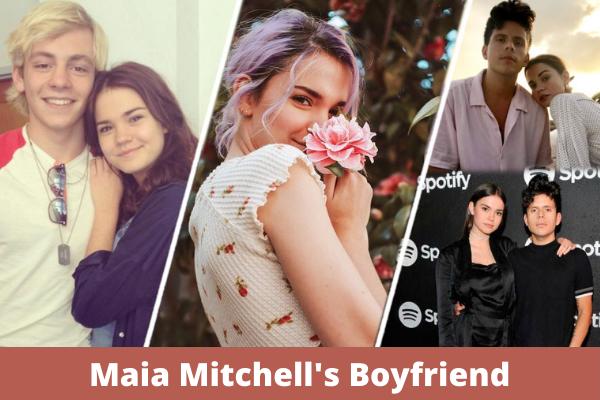 Maia Mitchell's Boyfriend