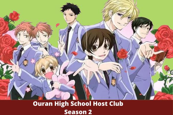 Ouran High School Host Club Season 2