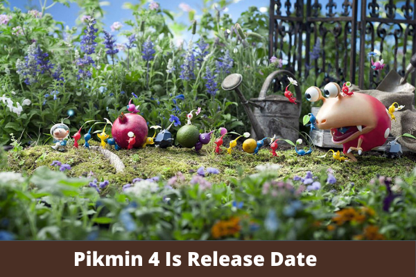 Pikmin 4 Release date