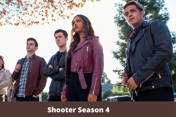 Shooter Season 4