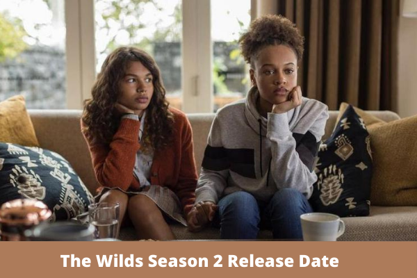 The Wilds Season 2 Release Date