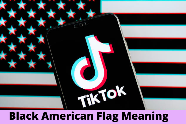 Black American Flag Meaning