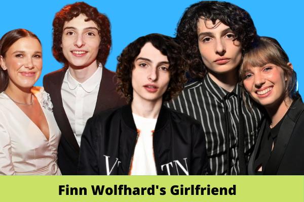 Finn Wolfhard's Girlfriend