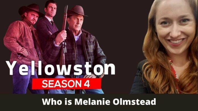 Who is Melanie Olmstead