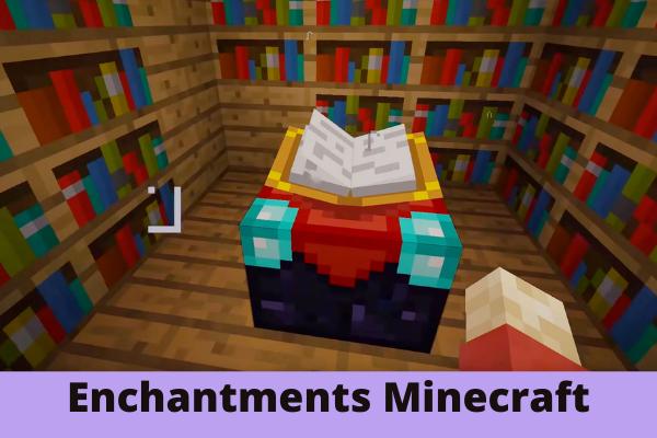 Enchantments Minecraft