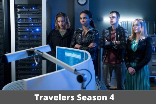 Travelers Season 4