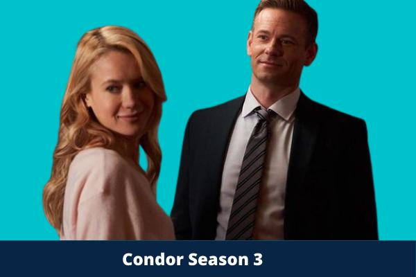Condor Season 3