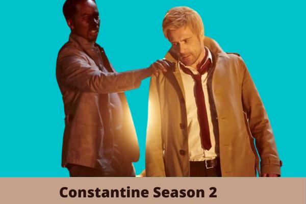 Constantine Season 2