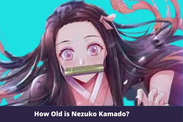 How Old is Nezuko Kamado?
