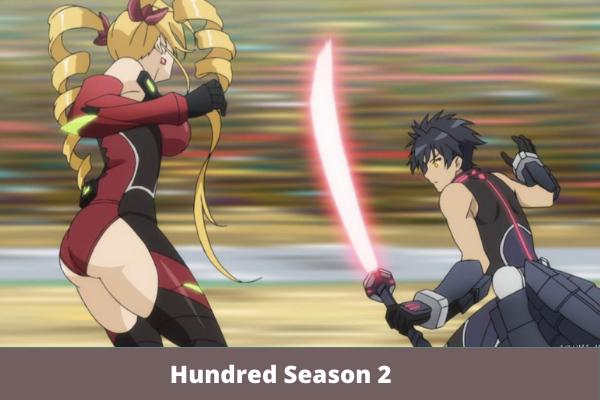 Hundred Season 2