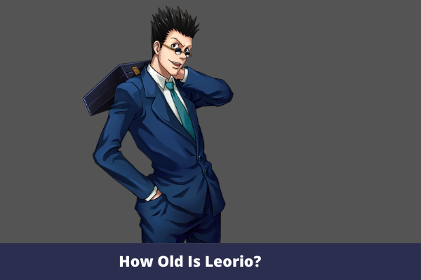 How Old is Leorio?