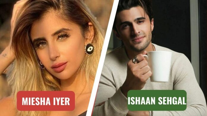 Is Ishaan Sehgal & Miesha Iyer Relationship in Bigg Boss 15 is Strategy or Real