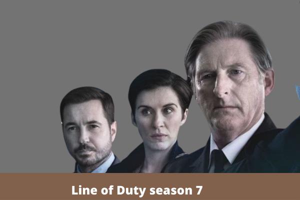 Line of Duty season 7
