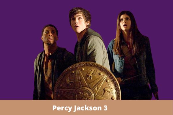 Percy Jackson 3
