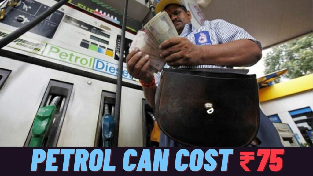 Petrol Can Cost ₹75, Diesel ₹68 A Litre If This Happens in India