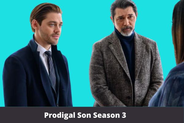 Prodigal Son Season 3