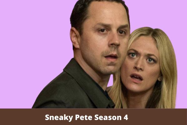 Sneaky Pete Season 4