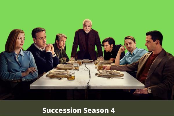 Succession Season 4