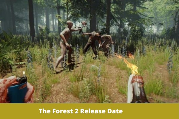 The Forest 2 Release Date