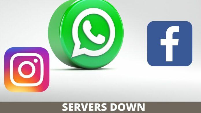 WhatsApp, Facebook & Instagram Is Still Down